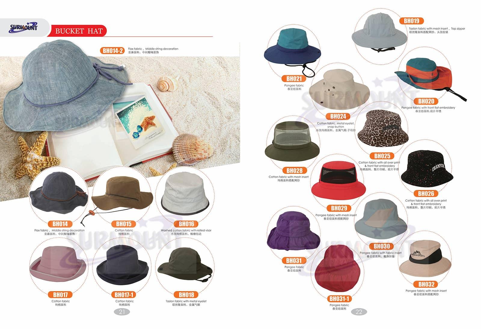 Bucket Hats (1)