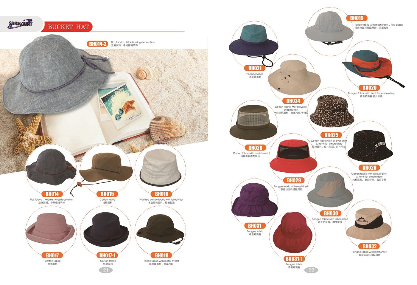 Bucket Hats (3)